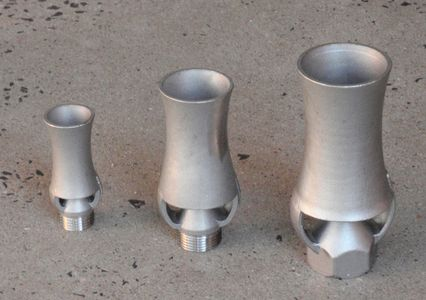 Tower Spout Nozzles (in different sizes)